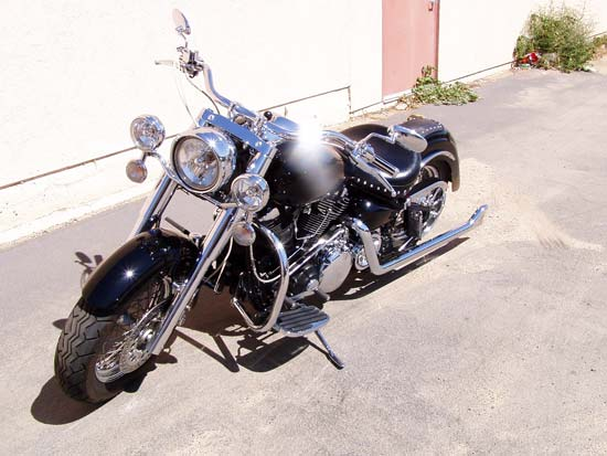 Yamaha Roadstar True Dual Exhaust 550 x 413 · 38 kB · jpeg