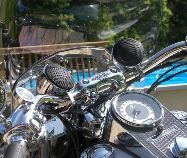 Cycle Sounds, Motorcycle sound systems for Harley Davidsons Parts