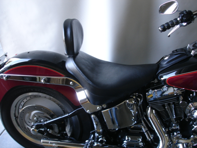 Drivers Backrest For Motorcycles