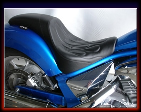 C Amp C Seats For Harley Davidsons Motorcycle Seats For Honda