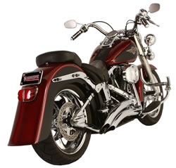 Dragonfly Cycle Concepts Softail 200mm Fat Tire Kit