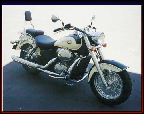 Charming Honda VT750 Shadow ACE U0026 Deluxe Accessories
