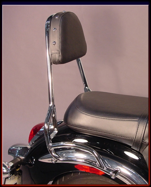 kawasaki vulcan sissy bar for classic vn900. Black Bedroom Furniture Sets. Home Design Ideas