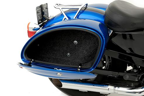 Sportster Hard Bags from Champion, Harley Davidson Sporty Hard ...