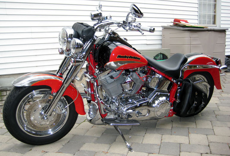 Fat Boy Pictures Page 248 Harley Davidson Forums