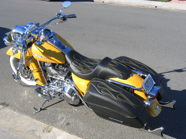Tremendous Road King Street Glide Cc Seats With Removable Drivers Machost Co Dining Chair Design Ideas Machostcouk